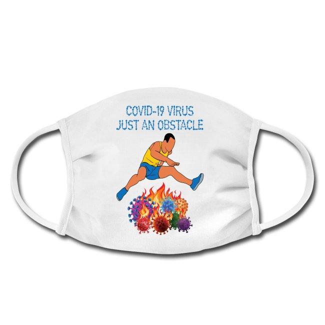 Dein OCR Corona Mundschutz